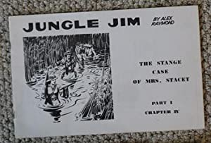 Jungle Jim: Part I Chapter IV, The: Raymond, Alex.