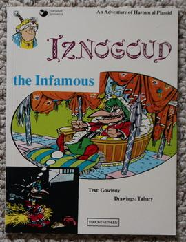 IZNOGOUD THE INFAMOUS. (an Adventure of Haroun: Goscinny, R. {