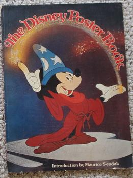 The Disney Poster Book. - Full Color Pages of Pin-up Illustrations;