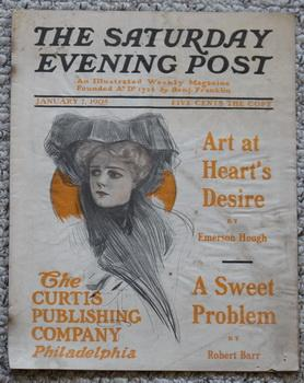 THE SATURDAY EVENING POST. Magazine January 7, 1905.