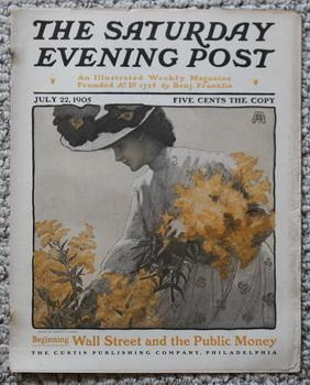 THE SATURDAY EVENING POST. Magazine July 22, 1905. -