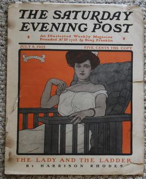 THE SATURDAY EVENING POST. Magazine July 8, 1905 -