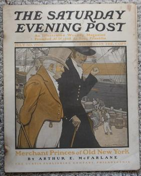 THE SATURDAY EVENING POST. Magazine July 30 1904. -