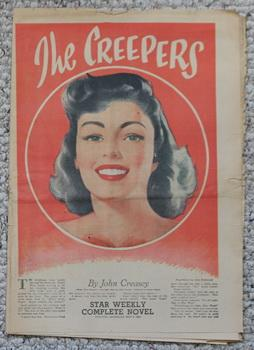 Star Weekly Complete Novel May 9/1953; The Creepers.