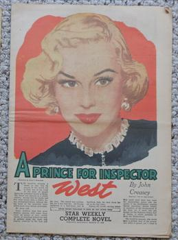 Star Weekly Complete Novel March 17, 1956. A Prince for Inspector.