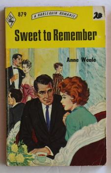 SWEET TO REMEMBER (#879 in the Original Vintage Collectible HARLEQUIN Mass Market Paperback Series)