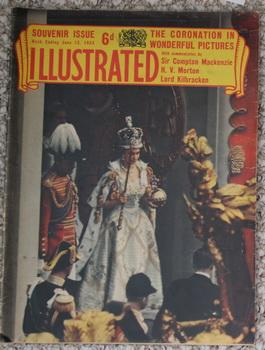 The Illustrated News, June 13, 1953 - Souvenir Issue - week after the Coronation of Queen Elizabe...