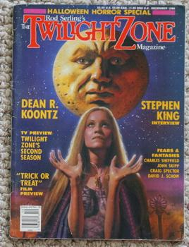 Rod Serling's TWILIGHT ZONE- Magazine ( Volume: KING, Stephen, Rod