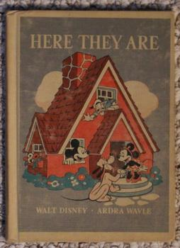 HERE THEY ARE. (Walt Disney Studio) (1940 Hardcover Here They are // Down the Road // the Rabbit ...