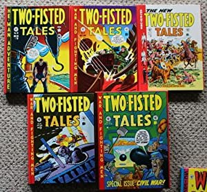 The COMPLETE TWO-FISTED TALES - EC / E.C. Comics Boxed Set #3 in Series; ( BOX SET of 4 Hardcover...