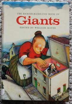 The Hamish Hamilton Book of Giants - Art By Raymond Briggs.