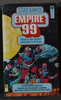 EMPIRE 99: Star Hawks.: GOULART, RON (Also