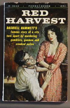 RED HARVEST. Perma Book #M-3042 );: Hammett, Dashiell.