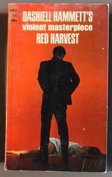 RED HARVEST. (Dell Book # 7291 ): Hammett, Dashiell.
