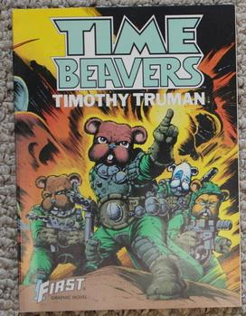 Time Beavers (Comics Graphic Novel ) ENGLISH Language edition