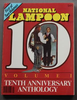 NATIONAL LAMPOON: Tenth Anniversary Anthology Volume 1 (1979)
