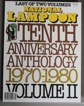 National Lampoon Tenth Anniversary Anthology 1970-1980 Volume II (#2; 1980)