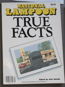 NATIONAL LAMPOON - TRUE FACTS ( 1981);
