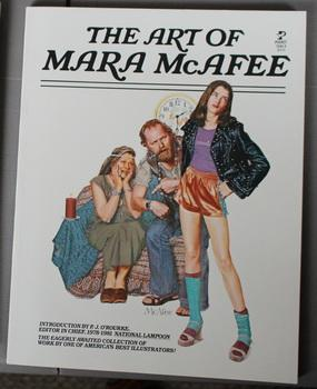 The Art of Mara McAfee - 25 full-Color Reproductions Suitable for Framing! (with Brooke Shield Pa...