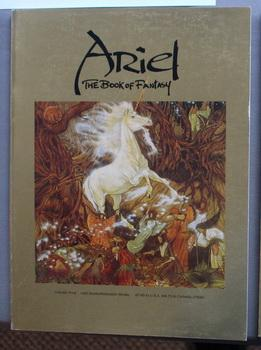 Ariel, A Fantasy Magazine, Volume 4, 1978;: Jerry Joseph; Chester