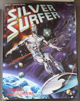 Silver Surfer: Judgment Day - Marvel Graphic Novel