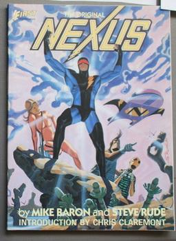 THE ORIGINAL NEXUS ( COMICS GRAPHIC NOVEL: CHRIS CLAREMONT(Intro) &