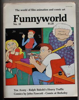 Funnyworld: The World of Animated Films and: John Fawcett; ;