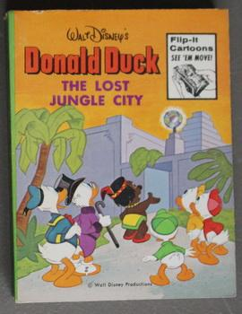 Walt Disney's Donald Duck: The Lost Jungle: Walt Disney