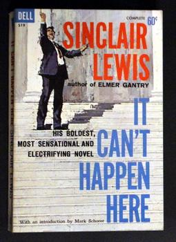 IT CAN'T HAPPEN HERE (1961; DELL Paperback: LEWIS, SINCLAIR (1885-1951)