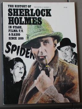 THE HISTORY OF SHERLOCK HOLMES - In: Haydock, Ron (