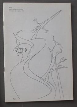 AMRA Volume-2 #45 / December 1967 (Swords: St. Ry Centaur;