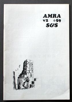 AMRA Volume-2 #59 / February /1973 (Swords: Mark Walsted; John