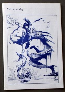 AMRA Volume-2 #63 / April/1975 (Swords and: E. Hoffman Price;