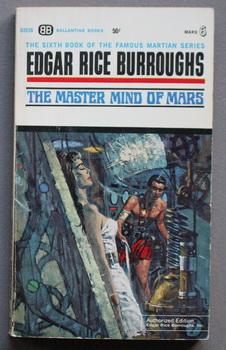 The MASTER MIND of MARS. (1963; Book: Burroughs, Edgar Rice.