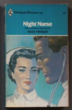 NIGHT NURSE ( Originially Published as = Night Nurse Lucy; Collectible HARLEQUIN Mass Market Pape...