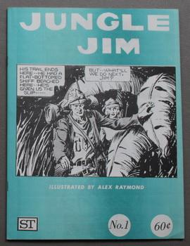 JUNGLE JIM Volume 1 #1. (Collection of: Raymond, Alex