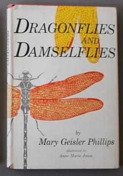 Dragonflies and Damselflies. (Illustrations of Dragonflies on Cover; science of taxonomy,)