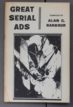 Great Serial Ads ( 1930-1940's Movie Serial Advertising copy featuring Tarzan, Dick Tracy, Mounti...