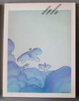 San Diego Comic Convention 1987 Souvenir Program: Jean Moebius Giraud;