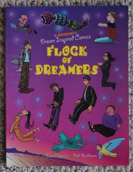 Flock of Dreamers: An Anthology of Dream: Robert Crumb, Pat