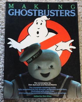 Making Ghostbusters - From Original 1985 Movie: SHAY, DON. (editor);