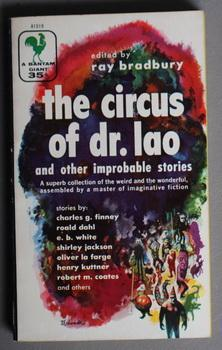 The Circus of Dr. Lao and Other: BRADBURY, RAY.- Charles
