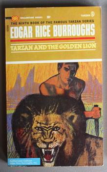 TARZAN #9 - (Ballantine #U2009); Tarzan and: Burroughs, Edgar Rice.