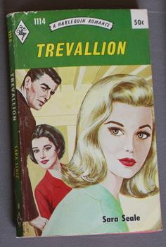 Trevallion (#1114 in the Vintage HARLEQUIN Paperback Series; 1967 edition)
