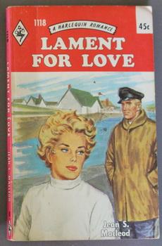 Lament For Love (Original UK Hardcover Title = Lament For a Lover) (#1118 in the Vintage HARLEQUI...
