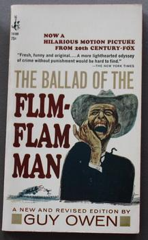 The Ballad of the Flim-Flam Man (Book # 75180; New & Revised Edition ) Movie / Film Starring; Geo...