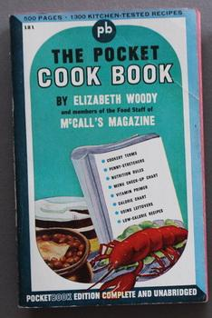 THE POCKET COOK BOOK (1944; 6th Edition.: Woody, Elizabeth (with;