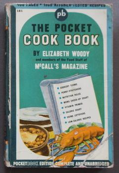 THE POCKET COOK BOOK (1946; 18th Edition.: Woody, Elizabeth (with;