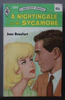 A Nightingale In The Sycamore (#1149 in the Vintage HARLEQUIN Paperback Series