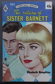 The Return Of Sister Barnett (#1153 in the Vintage HARLEQUIN Paperback Series) )